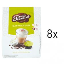 Caffé Perrucci Cappuccino do Dolce Gusto8ks