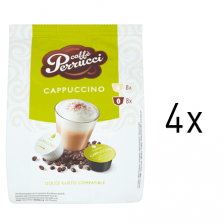 Caffé Perrucci Cappuccinodo Dolce Gusto4ks