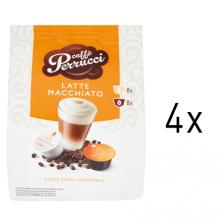 Caffé Perrucci Latte Macchiato do Dolce Gusto4ks