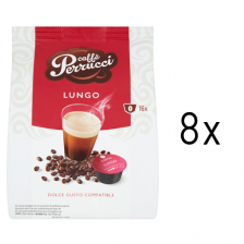 Caffé Perrucci Lungo do Dolce Gusto8ks