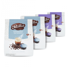 Perrucci Mix Espresso 2ks , Intenso 2ks do dolce gusto