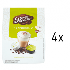 Caffé Perrucci Cappuccino</br>do Dolce Gusto</br>4ks