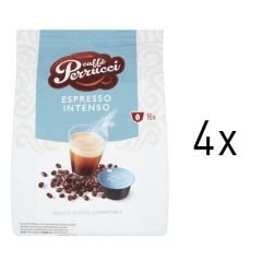 Caffé Perrucci Espresso Intenso do Dolce Gusto</br>4ks