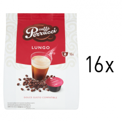 Caffé Perrucci Lungo</br>do Dolce Gusto</br>16ks
