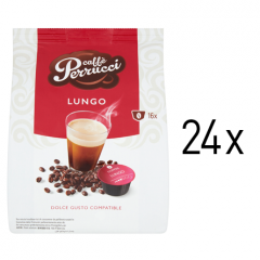 Caffé Perrucci Lungo</br>do Dolce Gusto</br>24ks