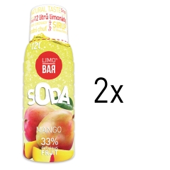 sirup mango<br>2ks