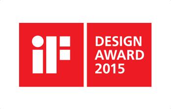 iF Design Award 2015 logo